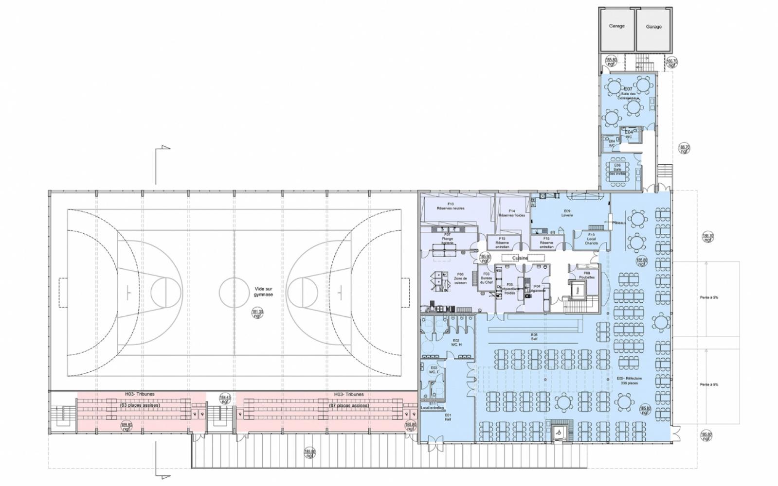montigny03 Pascale SEURIN Architecte - Enseignement