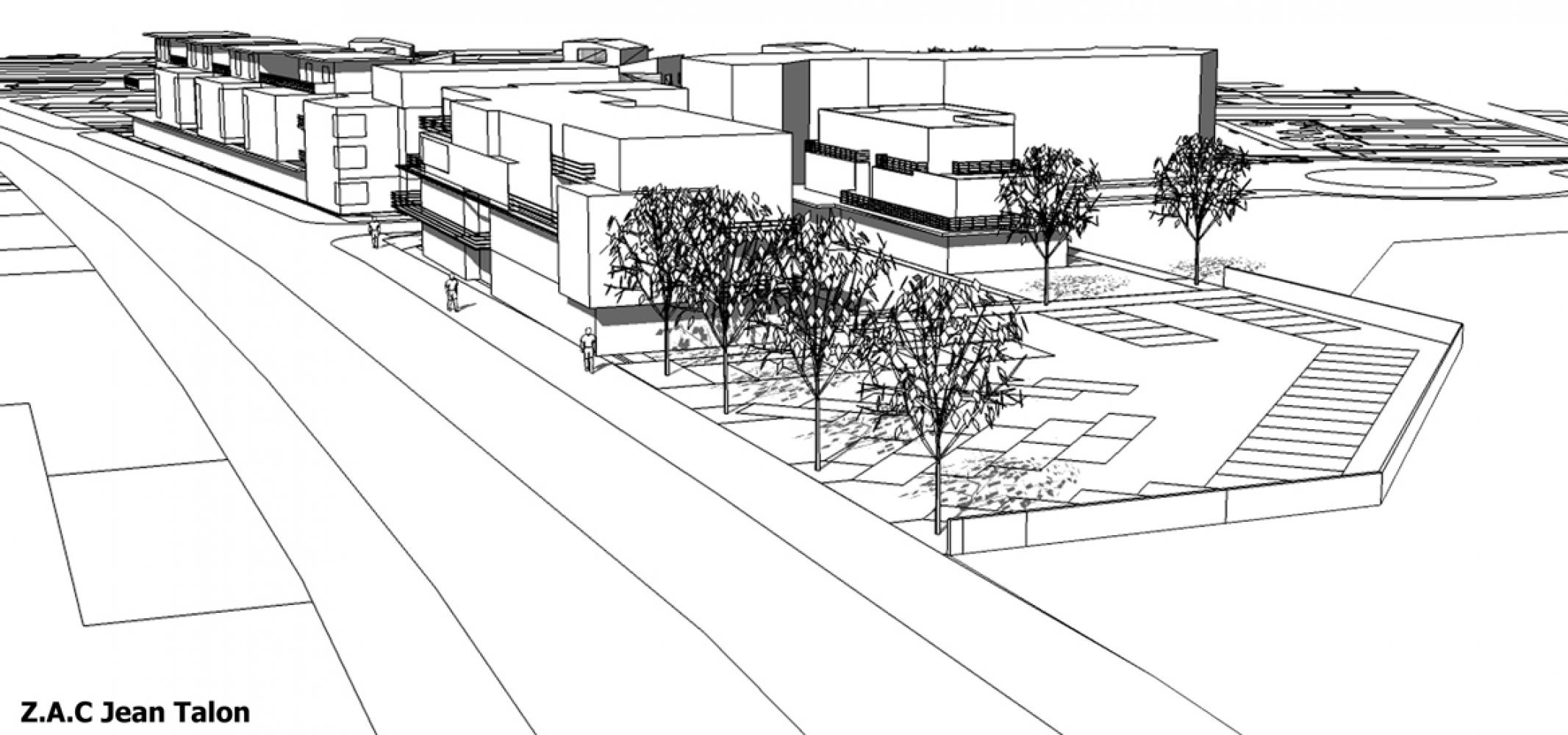 4-zac-05 Pascale SEURIN Architecte - Pascale SEURIN Architecte