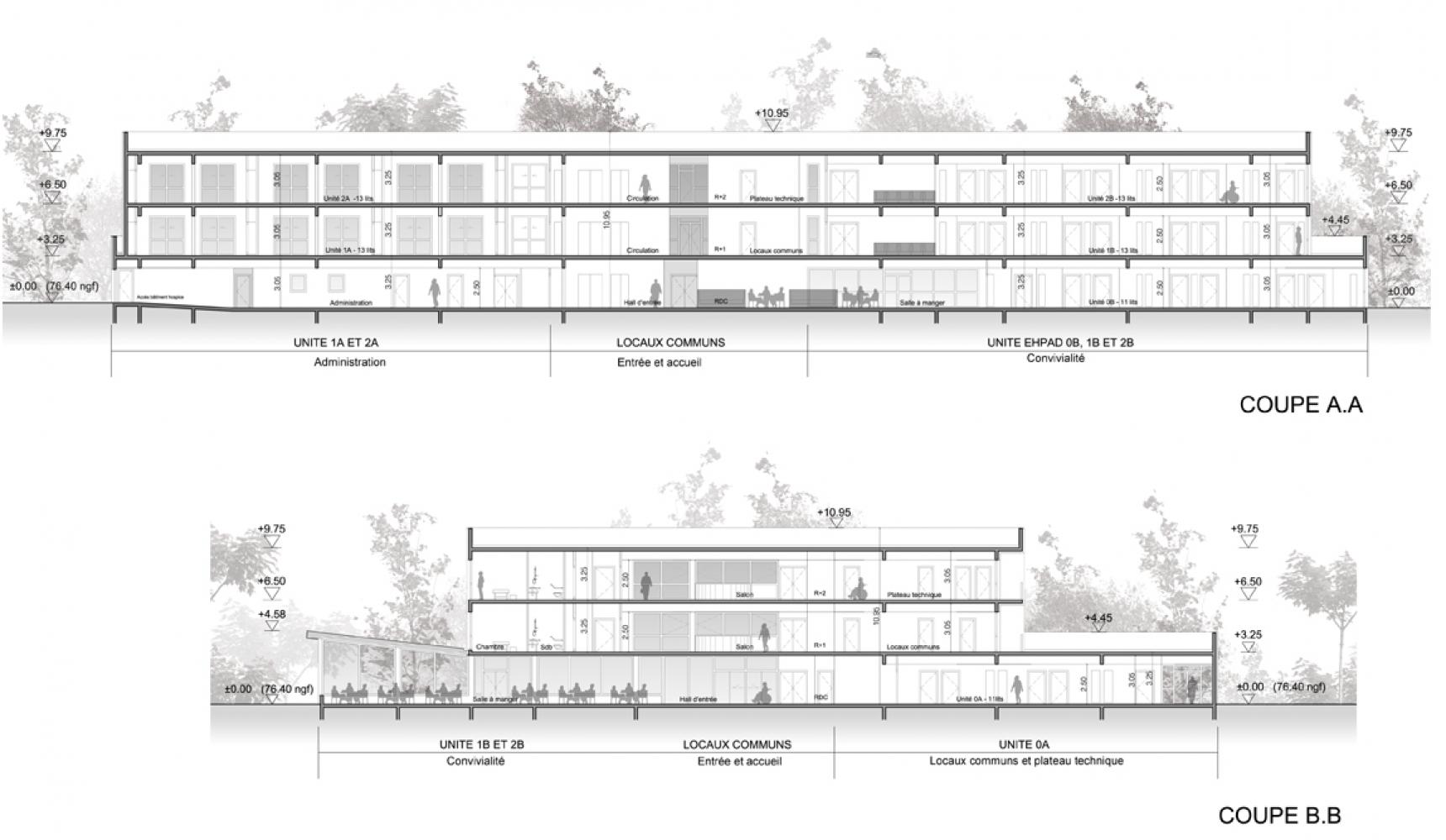 7-war07 Pascale SEURIN Architecte - Médico-Social