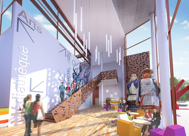 les---08 Pascale SEURIN Architecte - Pascale SEURIN Architecte