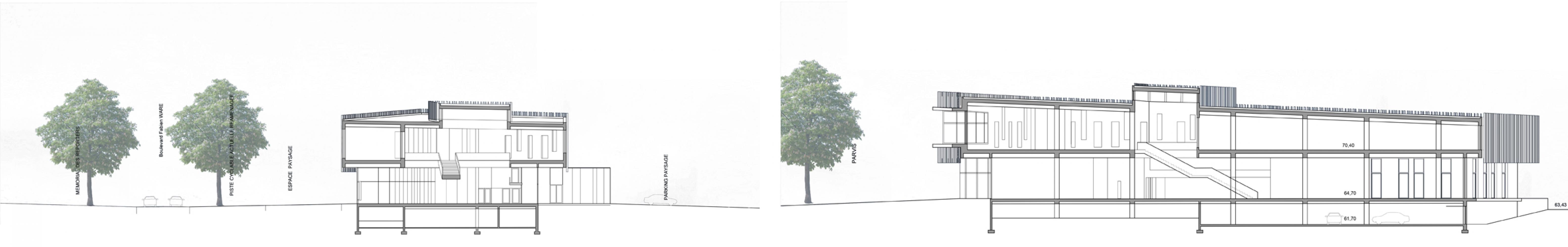 bayeux-08 Pascale SEURIN Architecte - Culturel