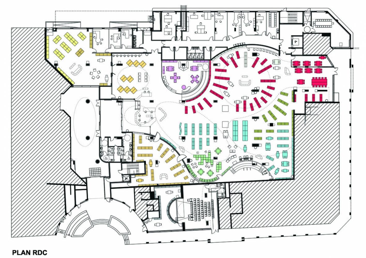 9-poissy01 Pascale SEURIN Architecte - Pascale SEURIN Architecte