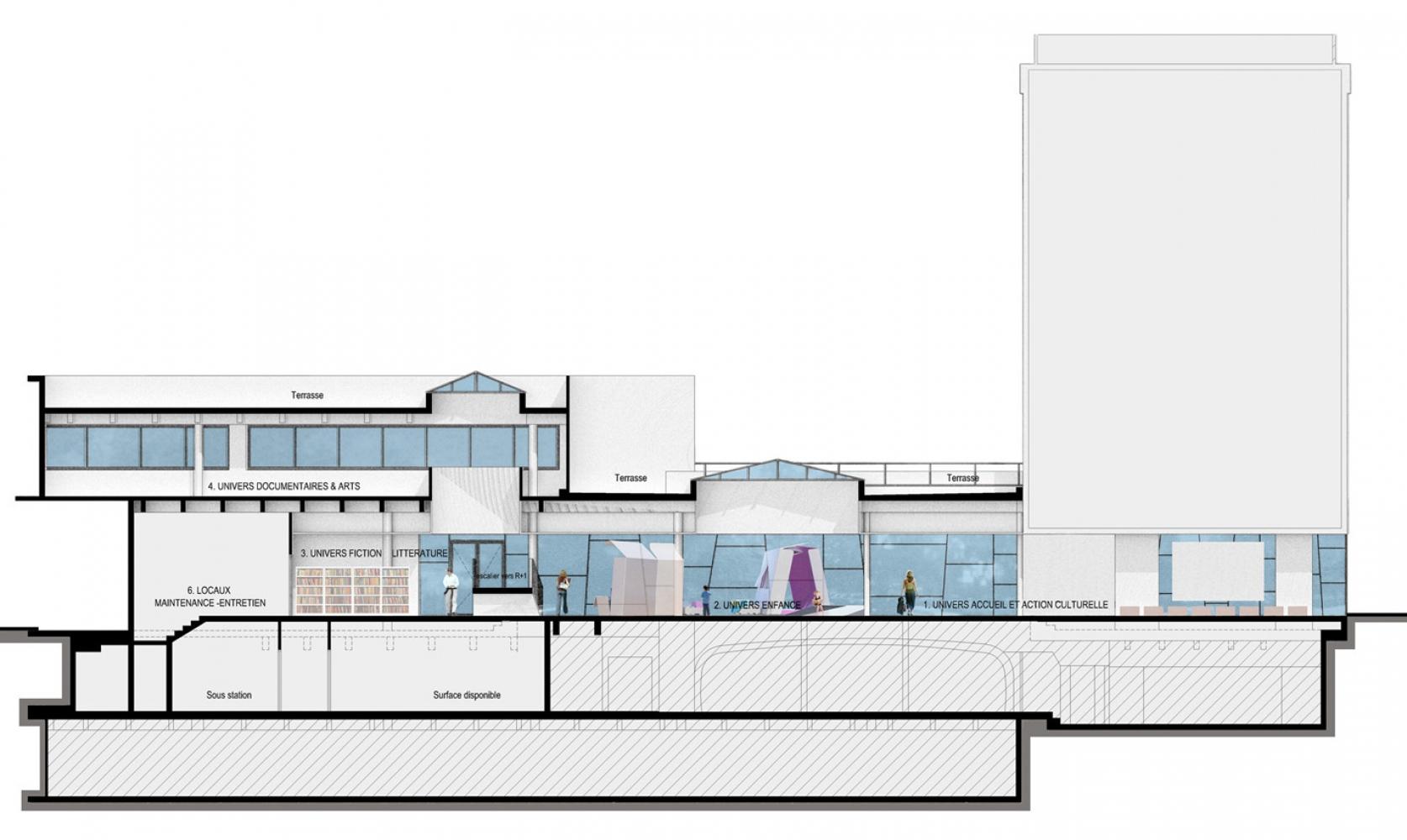st---10 Pascale SEURIN Architecte - Culturel