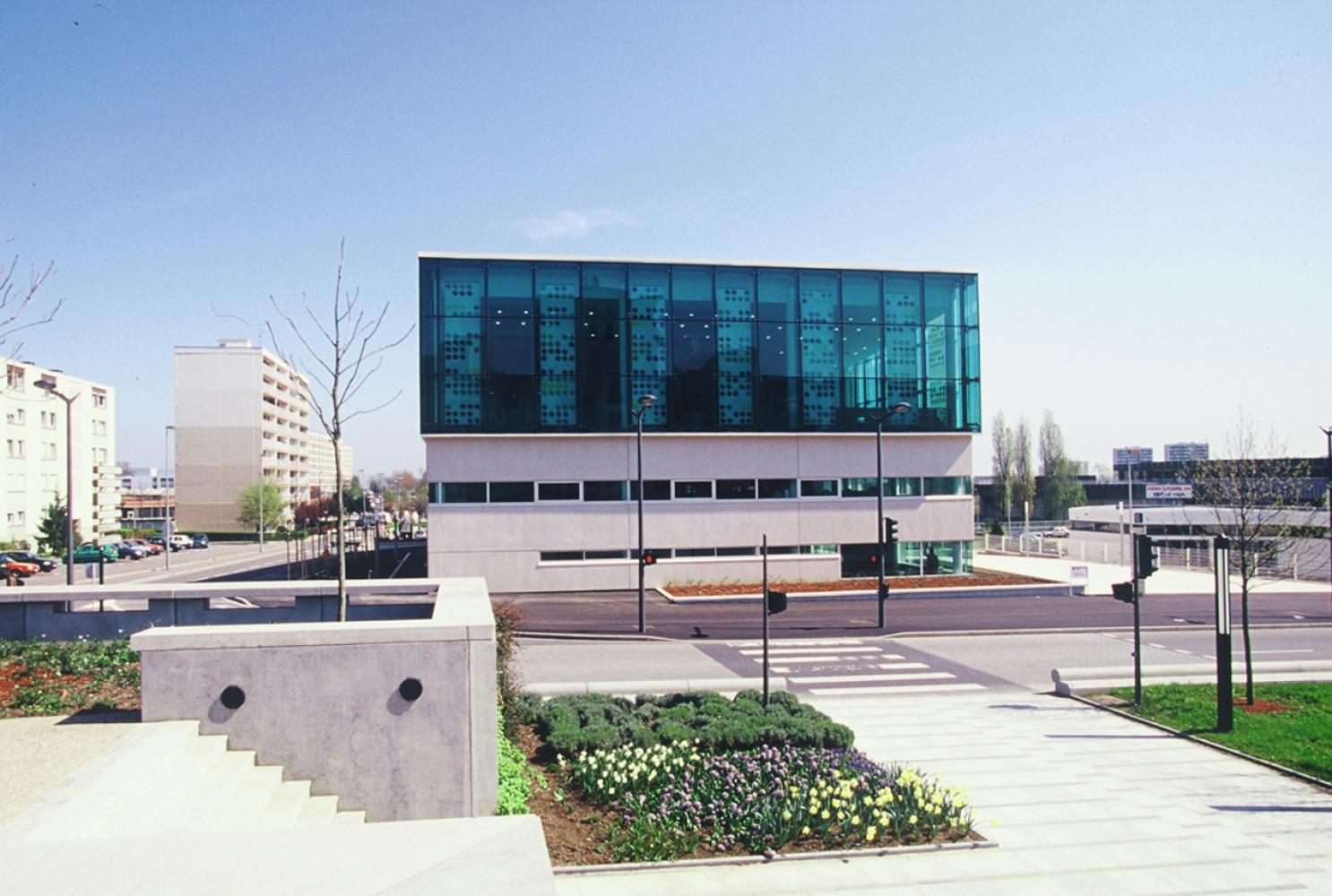 van--02 Pascale SEURIN Architecte - Pascale SEURIN Architecte