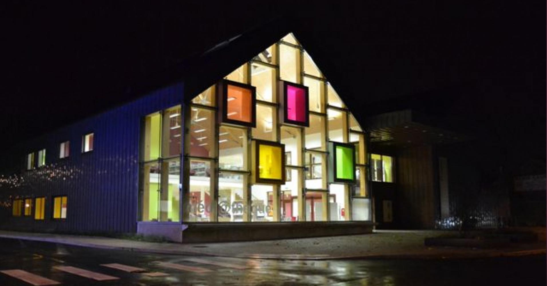 jarny02 Pascale SEURIN Architecte - Culturel
