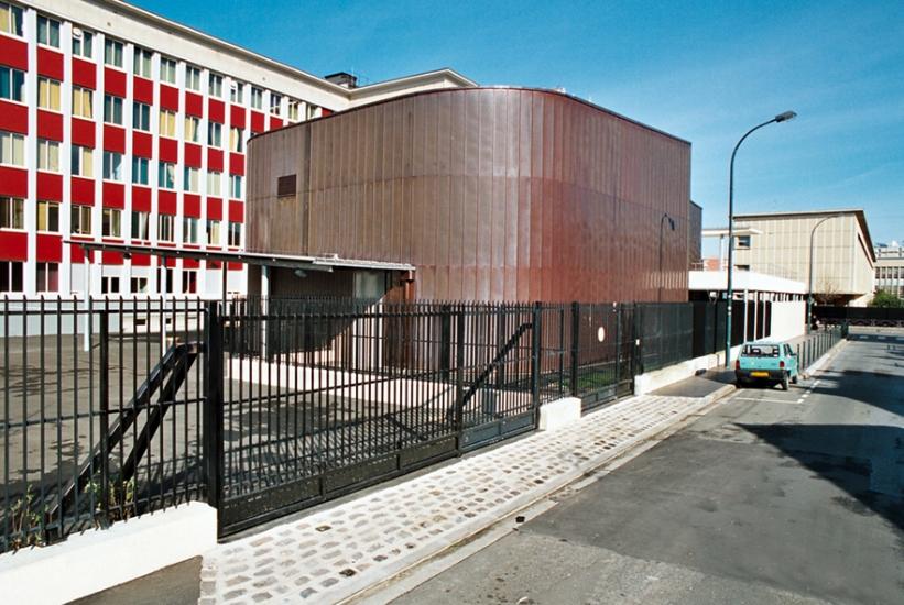 asnie-06 Pascale SEURIN Architecte - Pascale SEURIN Architecte