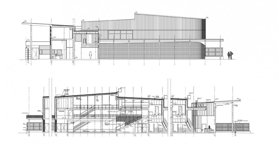asnie-14 Pascale SEURIN Architecte - Pascale SEURIN Architecte
