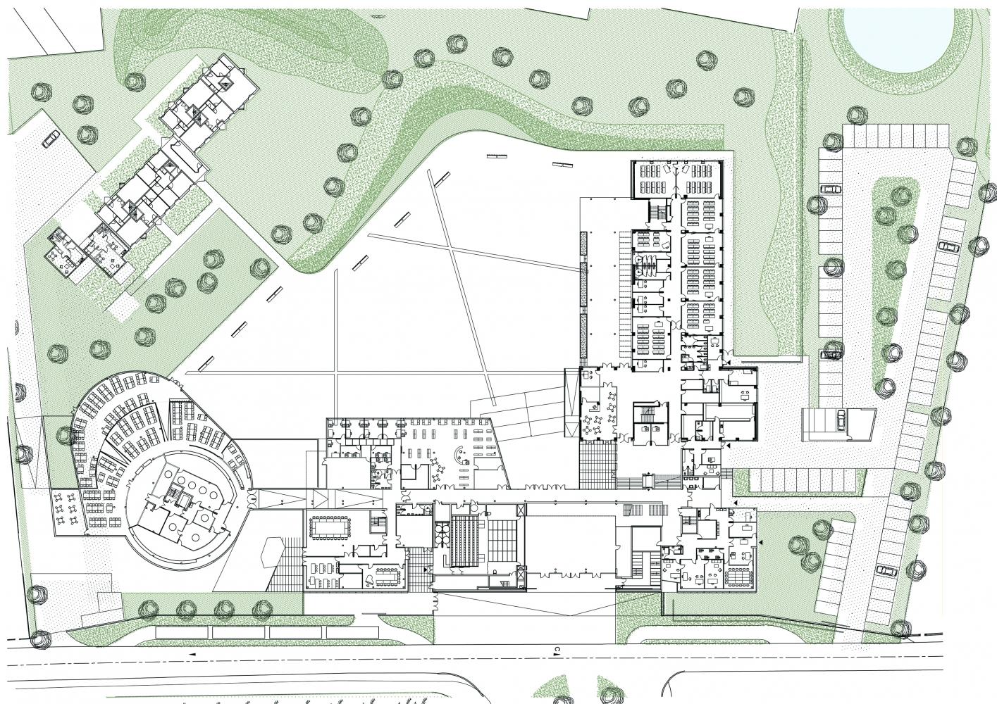 04-arpajon-img-004 Pascale SEURIN Architecte - Enseignement