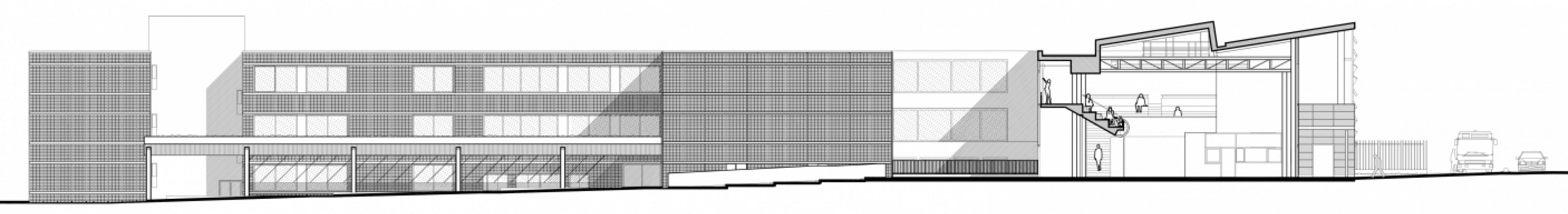 3-arpajon01 Pascale SEURIN Architecte - Enseignement