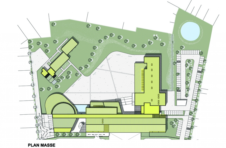 xarp--02 Pascale SEURIN Architecte - Enseignement