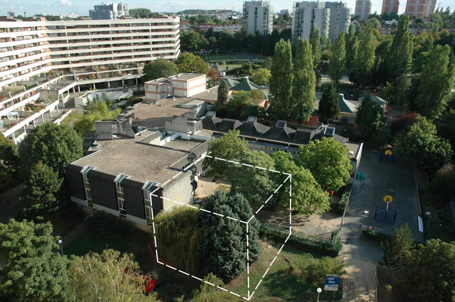 mas---01 Pascale SEURIN Architecte - Culturel