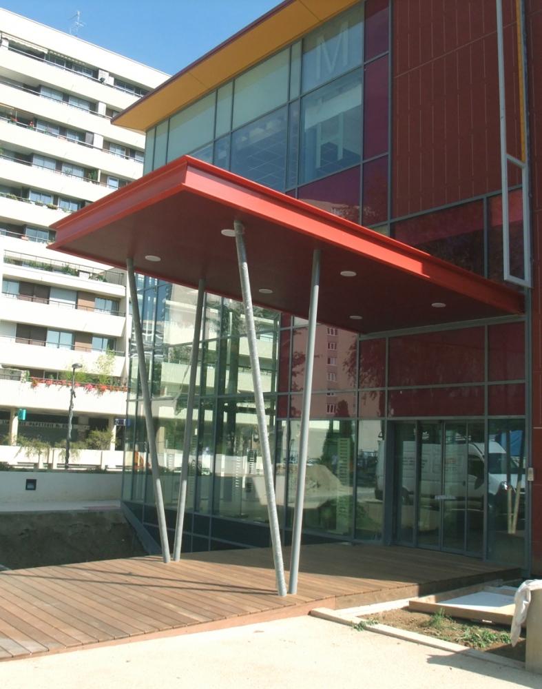 mas---03 Pascale SEURIN Architecte - Culturel