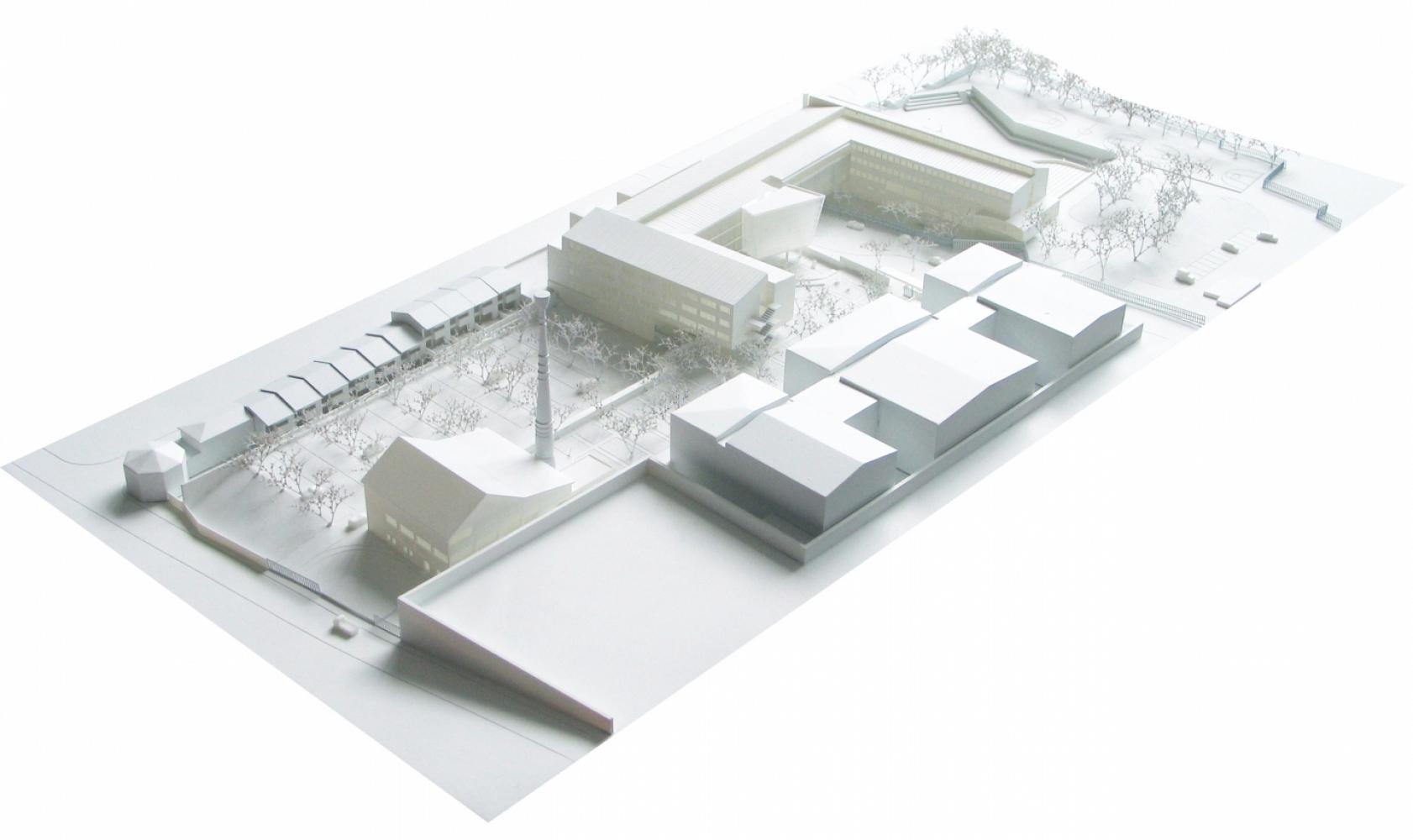 epernay01 Pascale SEURIN Architecte - Pascale SEURIN Architecte