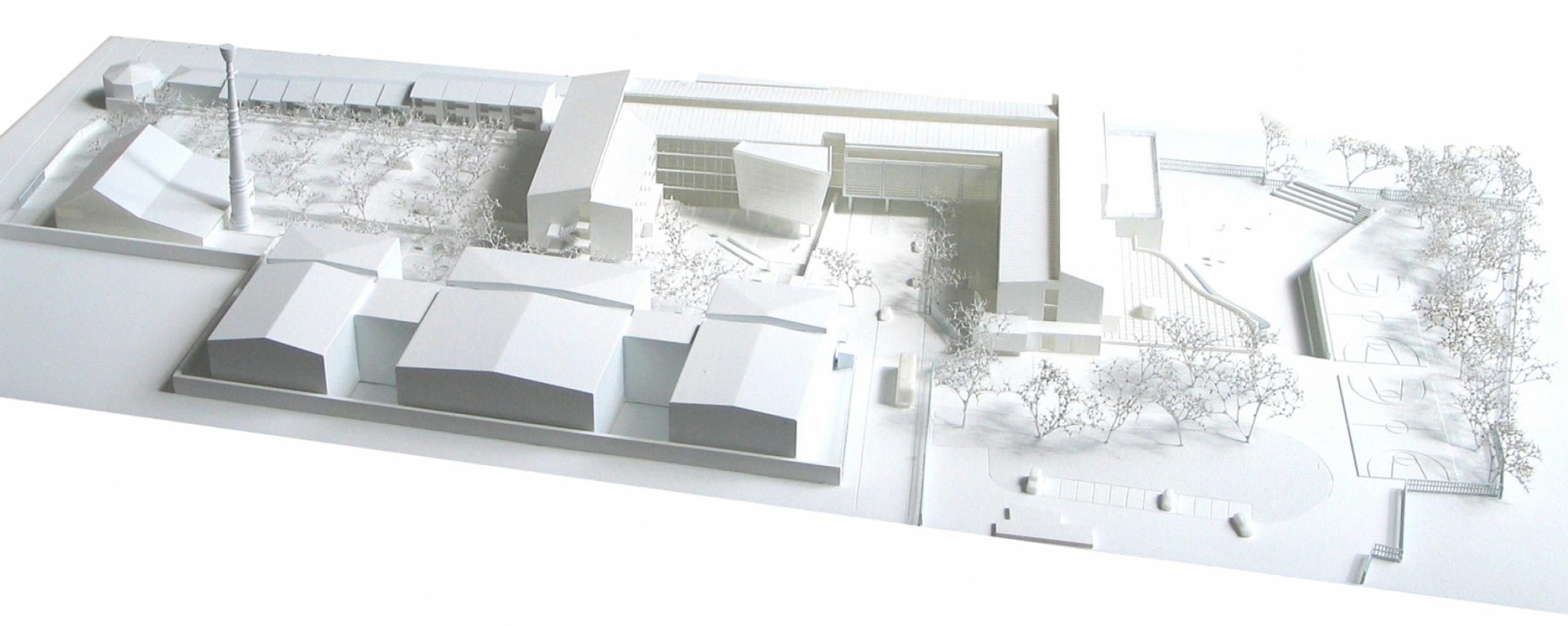 epernay02 Pascale SEURIN Architecte - Pascale SEURIN Architecte