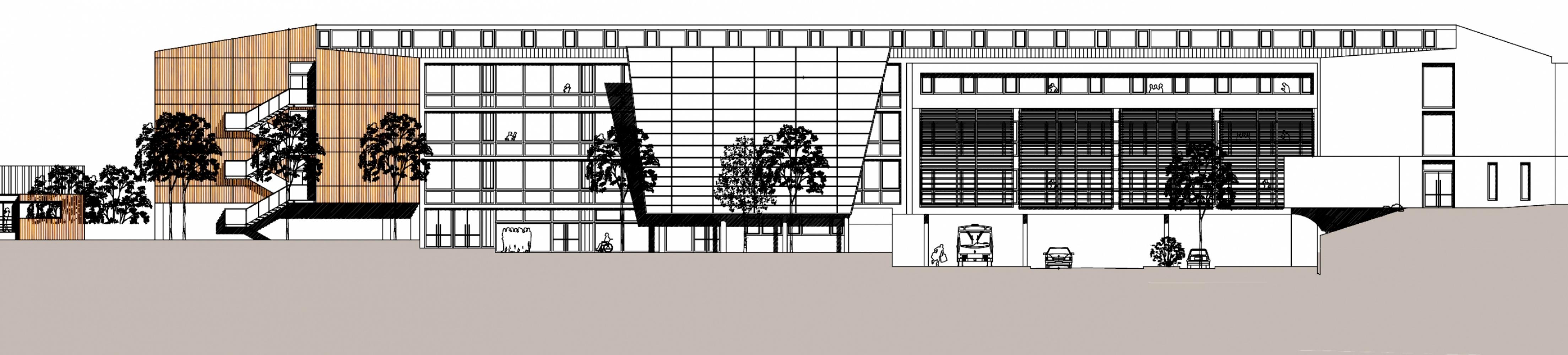 epernay03 Pascale SEURIN Architecte - Pascale SEURIN Architecte