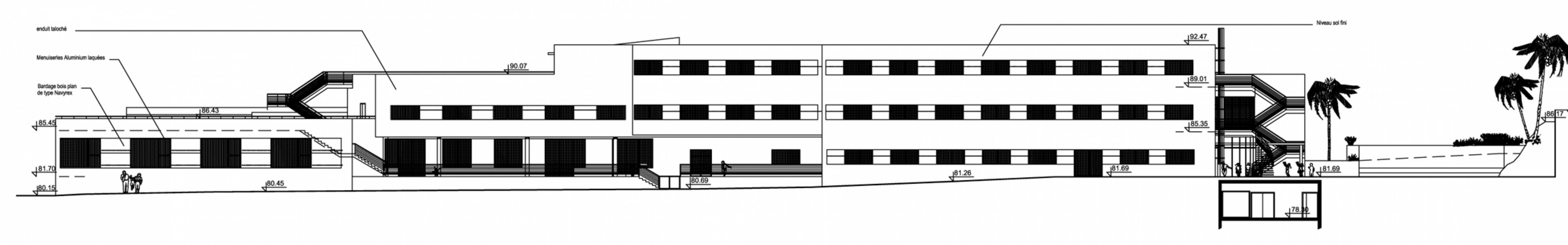 trinite01 Pascale SEURIN Architecte - Pascale SEURIN Architecte