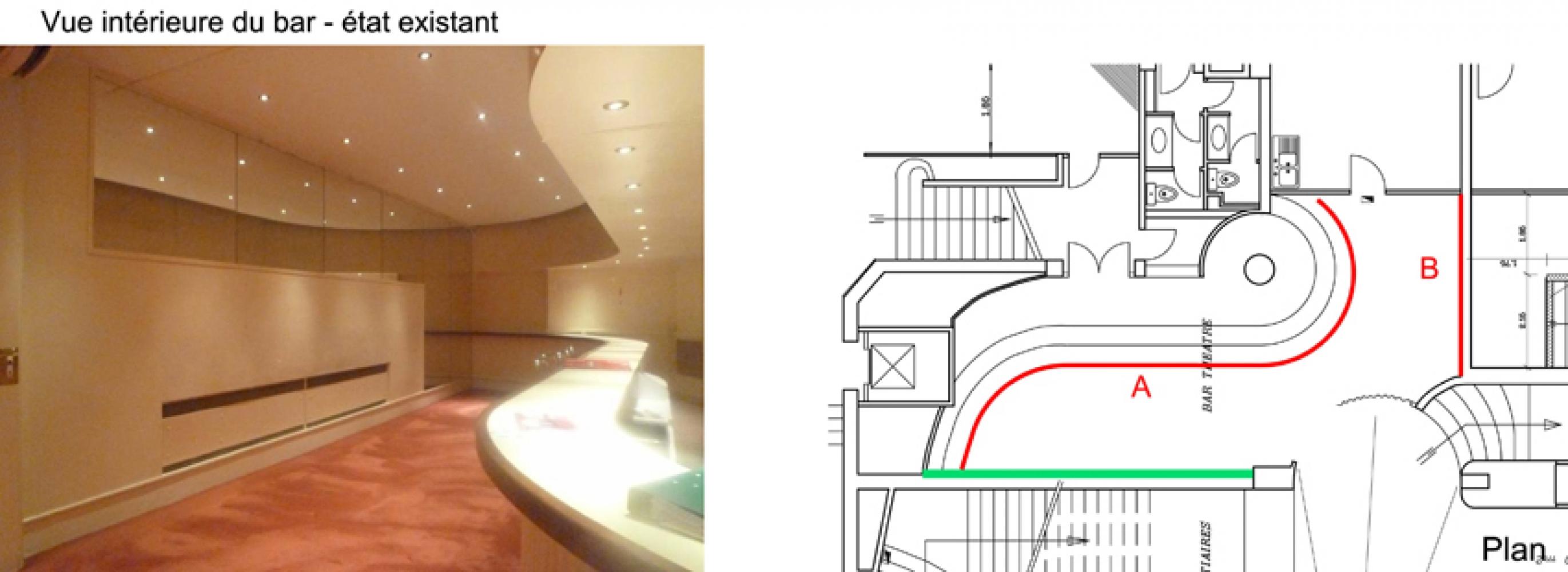 poissy01 Pascale SEURIN Architecte - Peintures