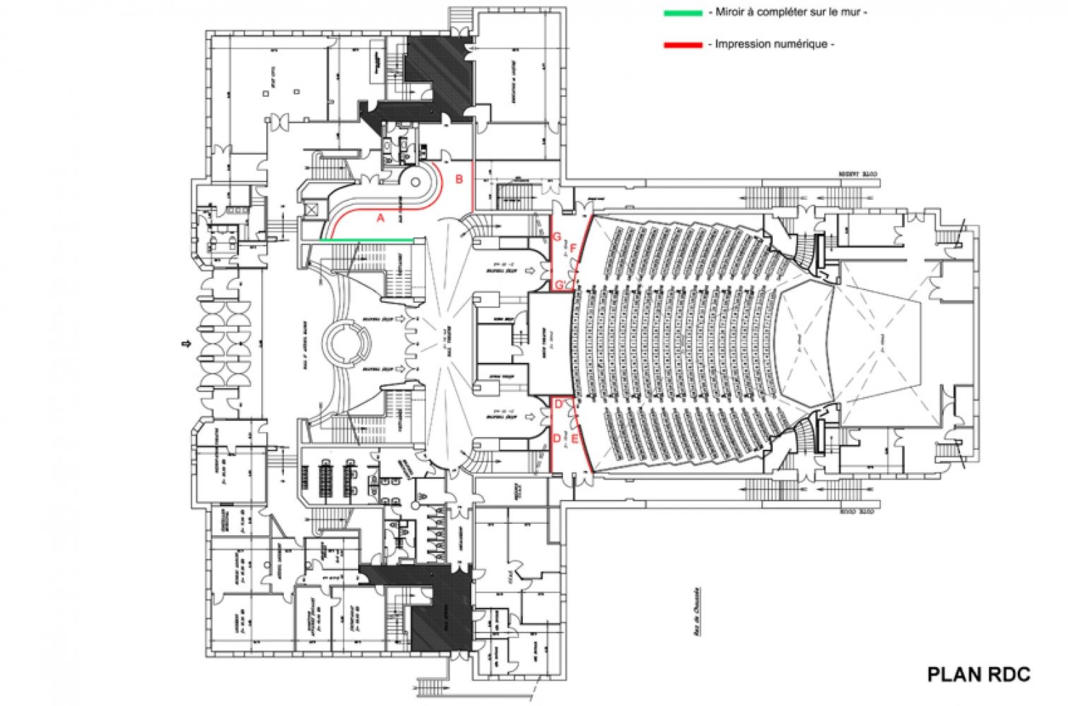 thea-03 Pascale SEURIN Architecte - Pascale SEURIN Architecte