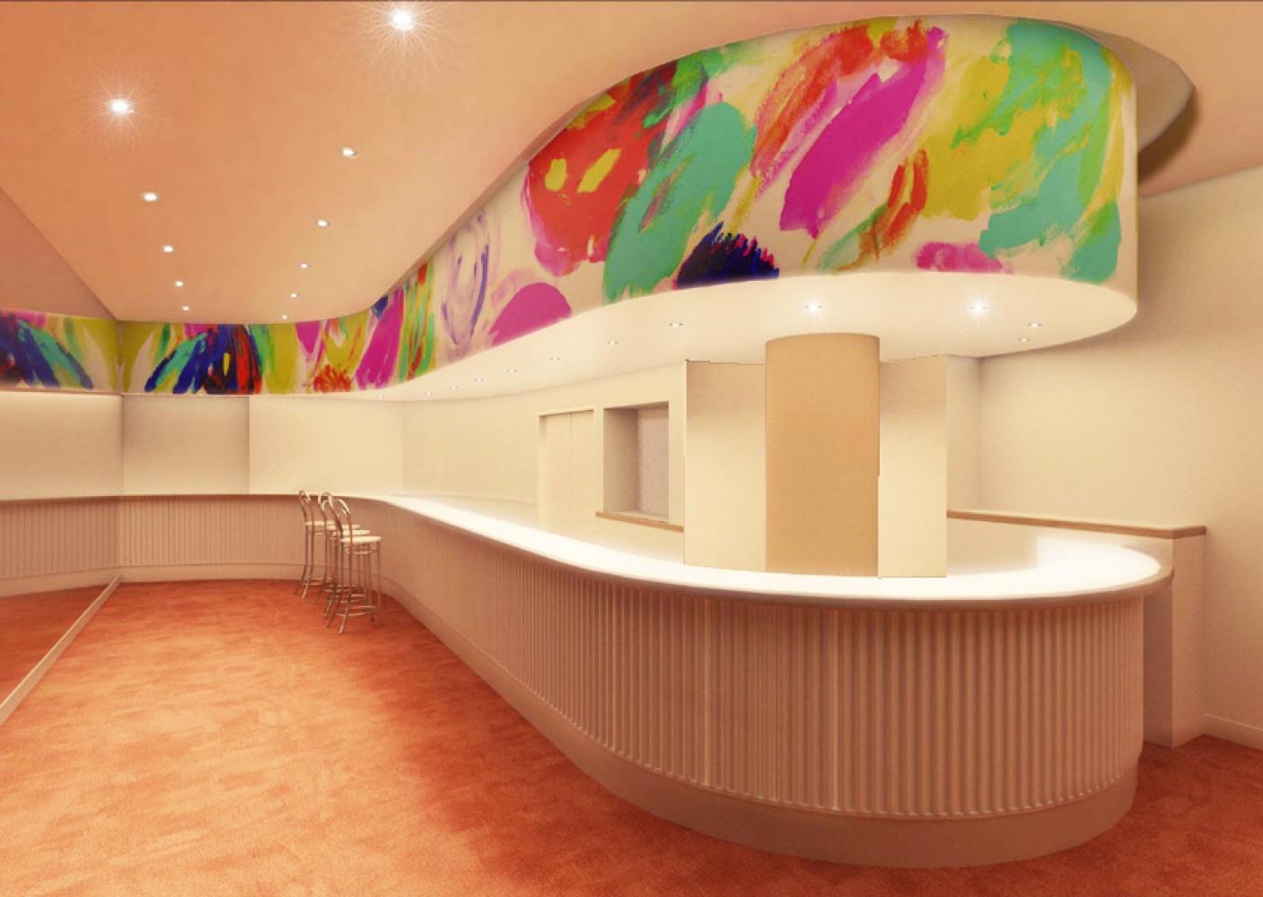 thea-15 Pascale SEURIN Architecte - Peintures