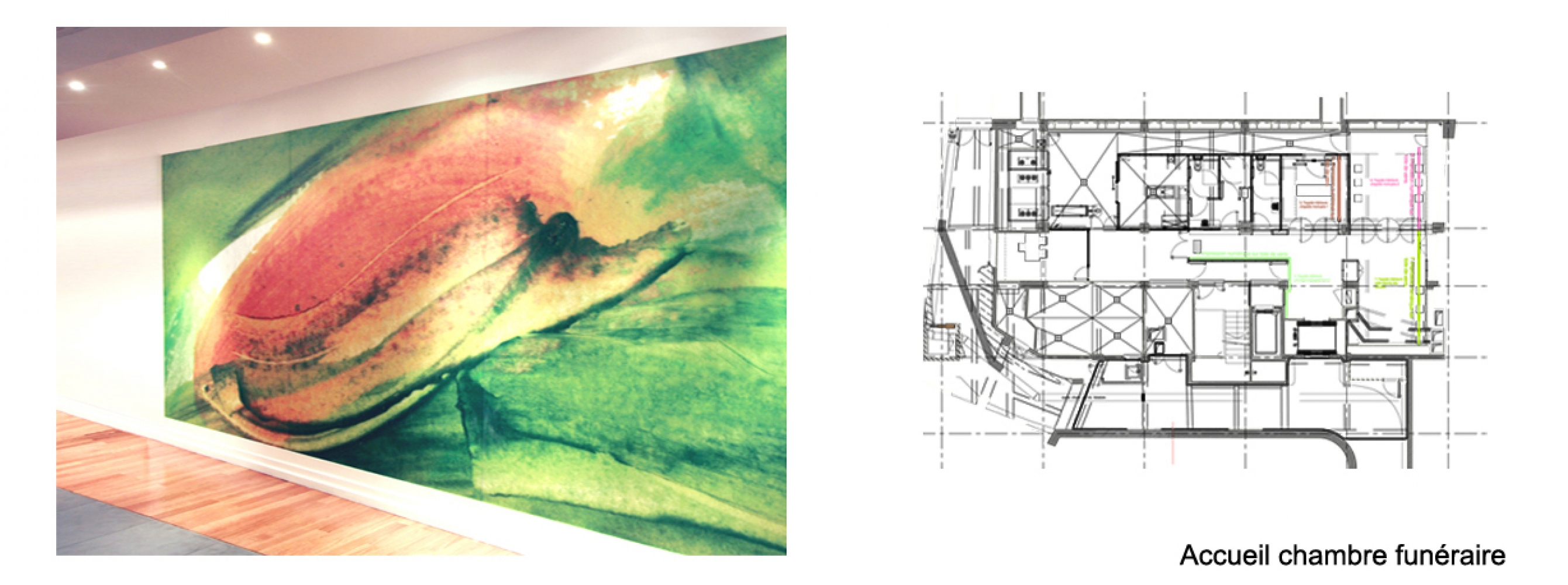 curie02 Pascale SEURIN Architecte - Pascale SEURIN Architecte