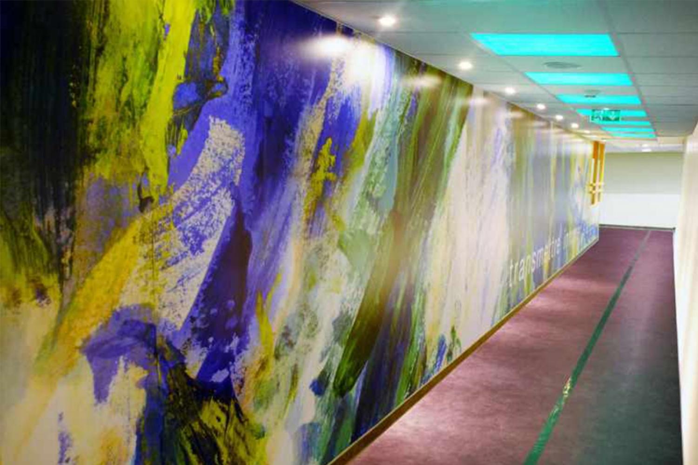 rothschild03 Pascale SEURIN Architecte - Peintures