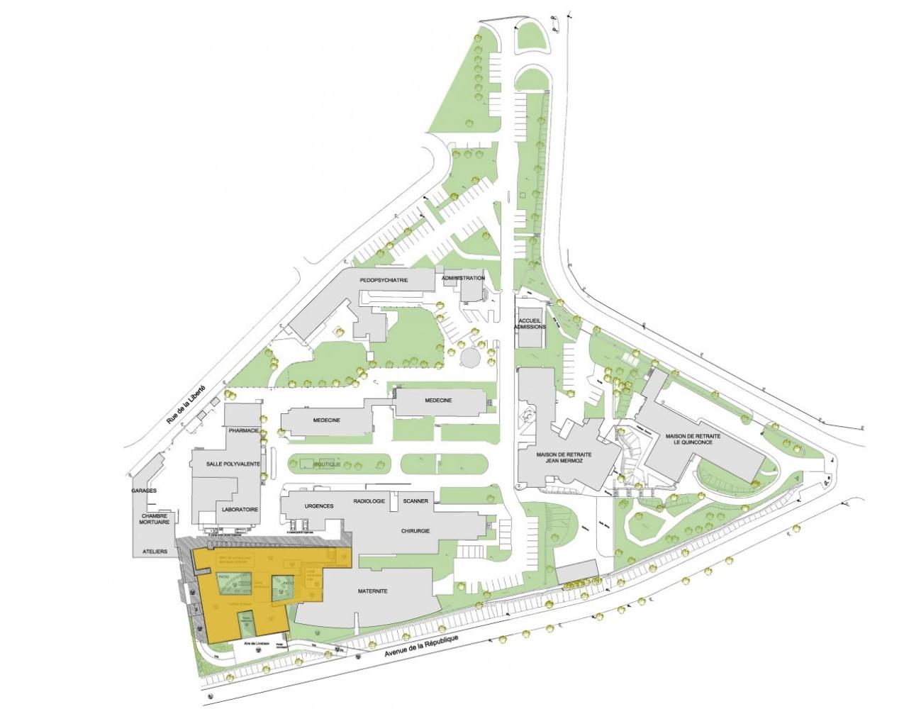 peronne01 Pascale SEURIN Architecte - Pascale SEURIN Architecte