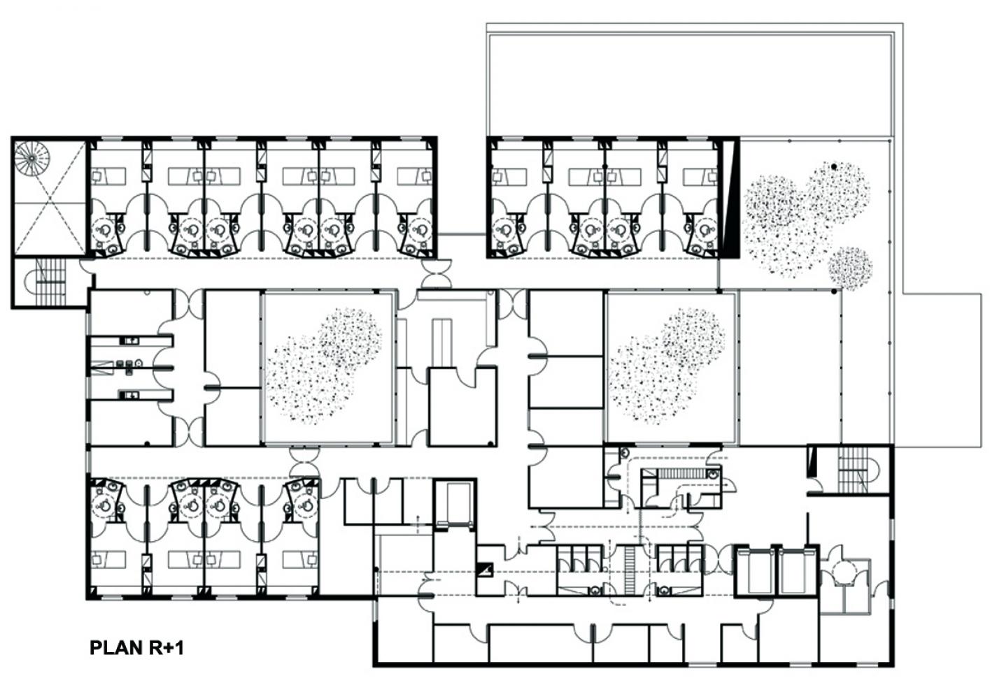 zchr--03 Pascale SEURIN Architecte - Pascale SEURIN Architecte