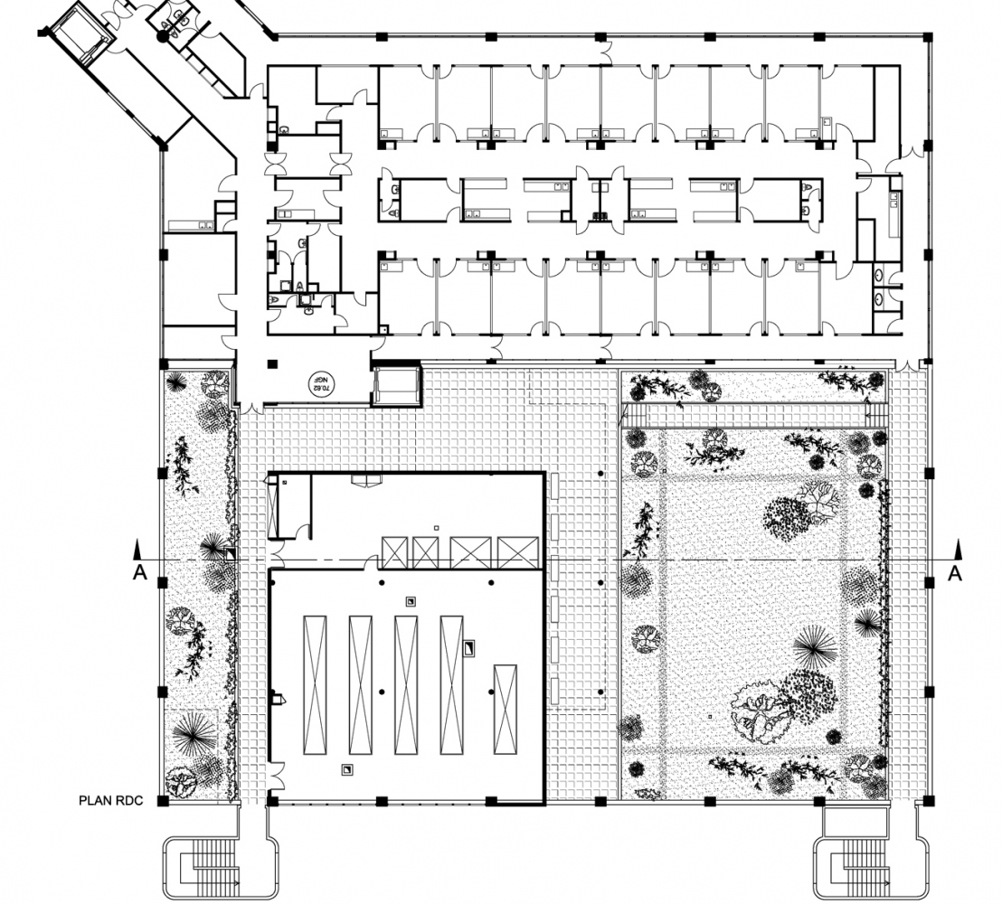 pca--03 Pascale SEURIN Architecte - Pascale SEURIN Architecte