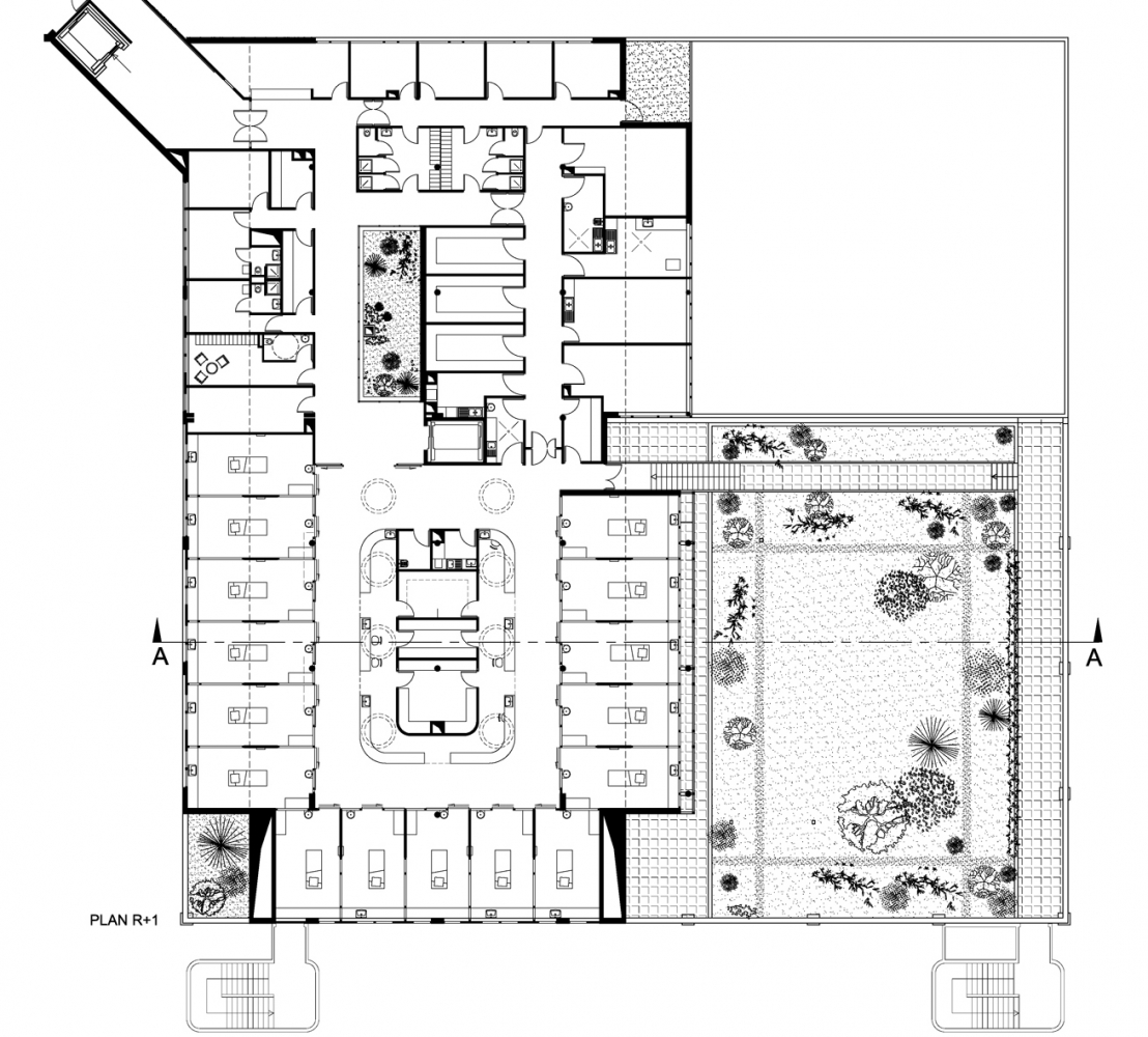pca--04 Pascale SEURIN Architecte - Pascale SEURIN Architecte