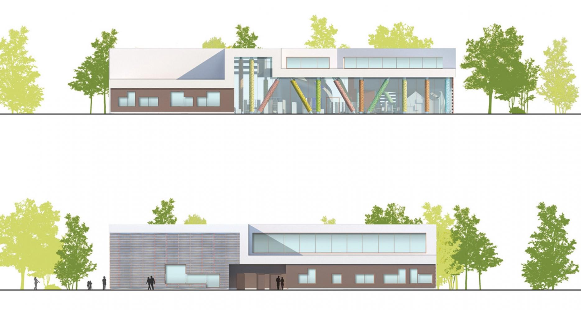 3-zhar--12 Pascale SEURIN Architecte - Culturel
