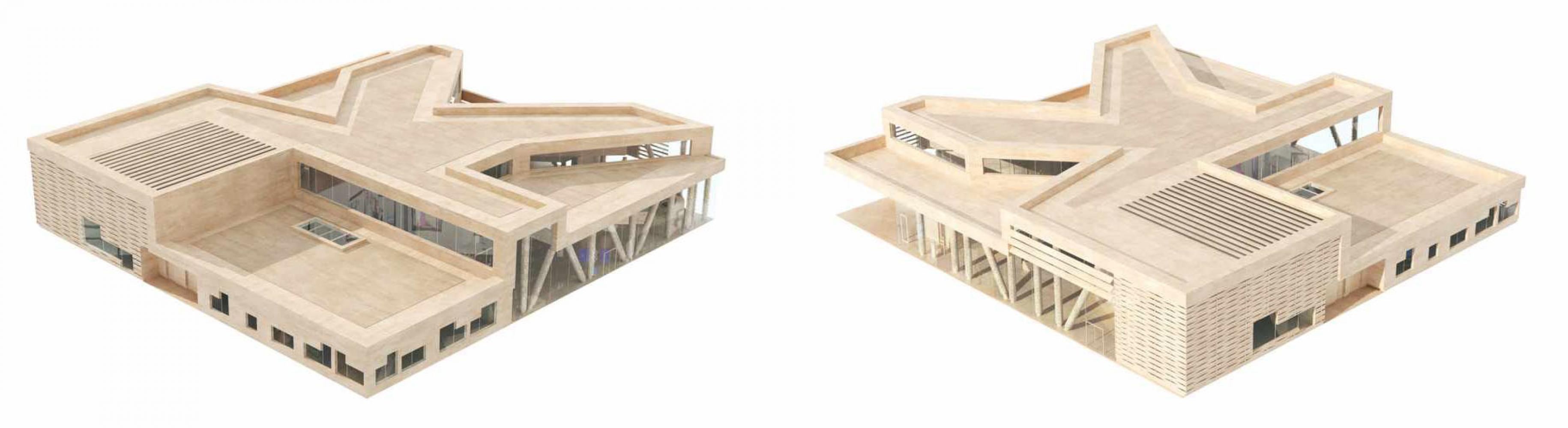 plan_cote_a_cote_harnes01 Pascale SEURIN Architecte - Pascale SEURIN Architecte