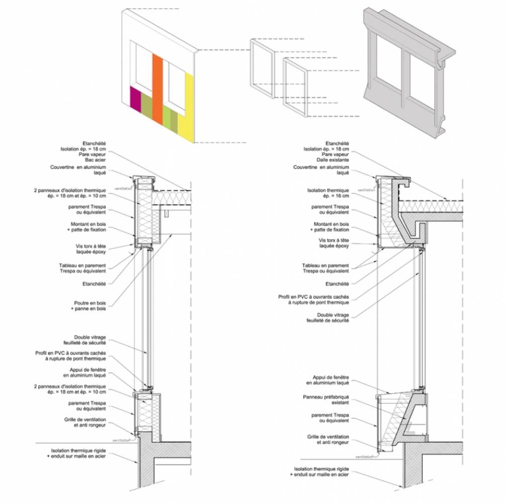 yvetot03 Pascale SEURIN Architecte - Pascale SEURIN Architecte